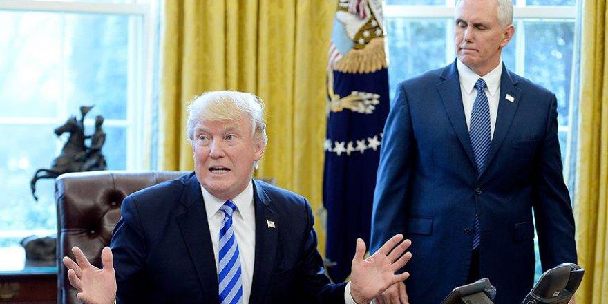 Beyaz Saray hukukçuları Trump'ın azledilmesine karşı tedbir alıyor