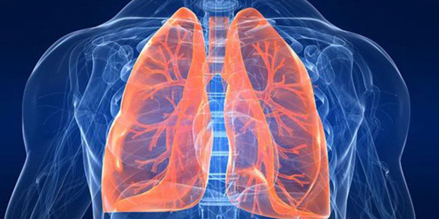 Evde çamaşır kurutmak, akciğer hastalığı nedeni