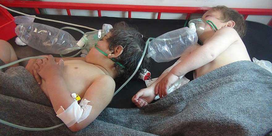 BBC: Esed en az 106 kimyasal saldırı gerçekleştirdi