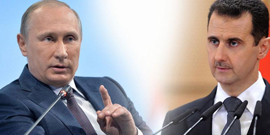Putin ve Esed İdlib'de sivilleri vurdu: 50 ölü