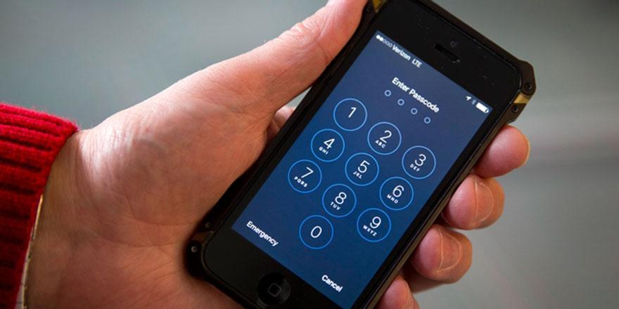 Telefonunuzda kullanmamanız gereken 20 şifre