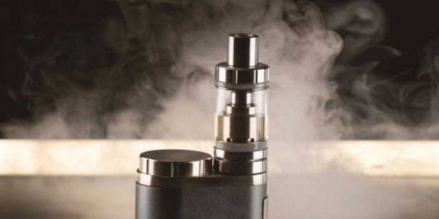 Elektronik sigara dünyanın da sorunu
