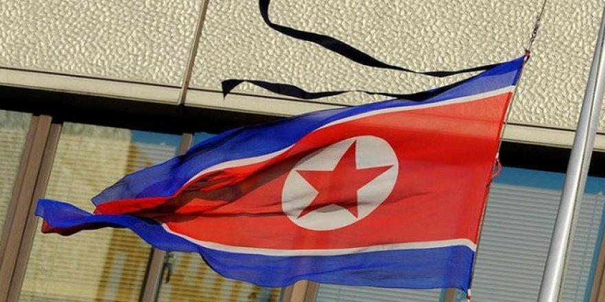 Kuzey Kore yine ABD'ye yüklendi