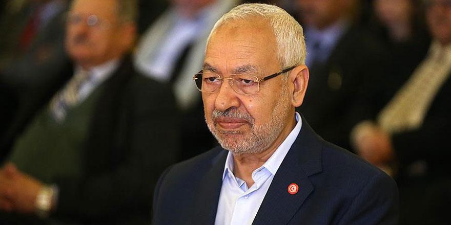 'Nahda'nın prensipteki cumhurbaşkanı adayı Gannuşi'
