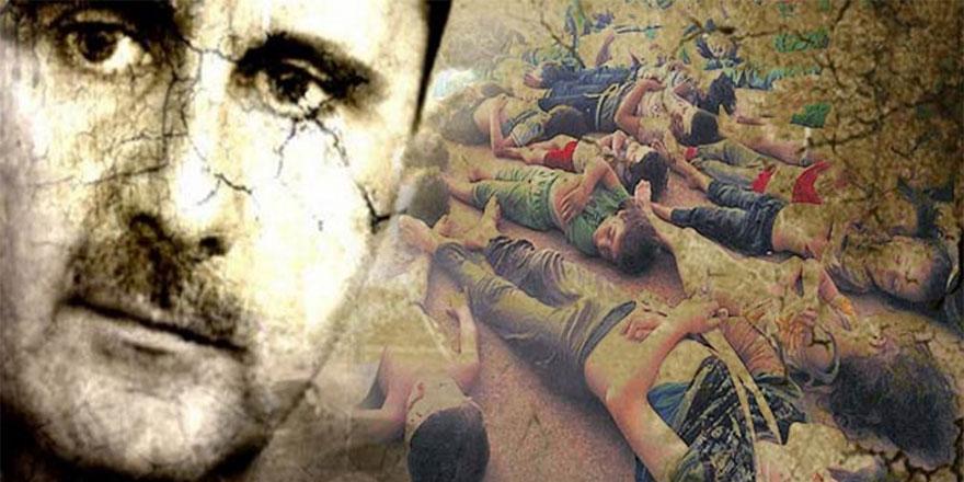 """""""Esed'in katliamı 20. yüzyılın en büyük suçlarını anımsatıyor"""""""