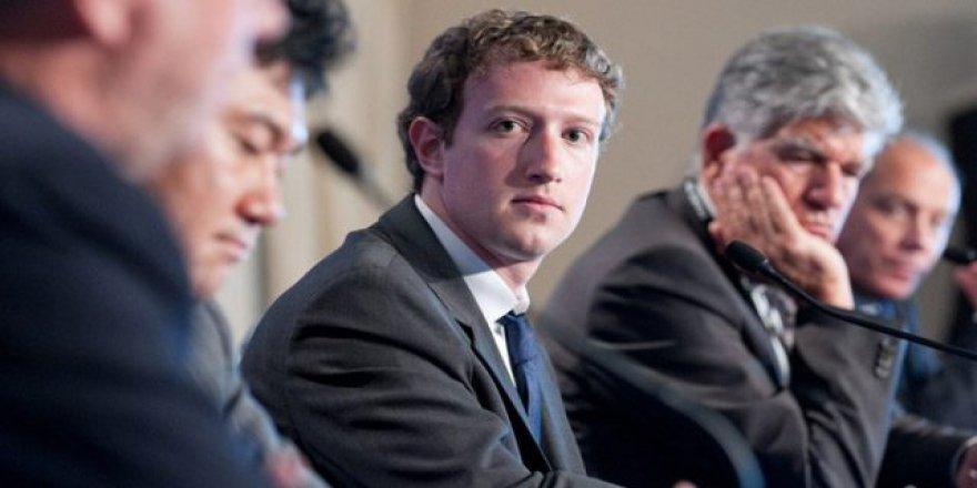 Facebook'un kurucusu Üniversite mezunu oldu