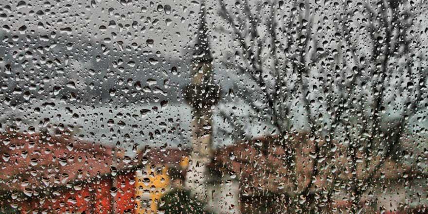 Meteorolojiden 9 ile sağanak yağış uyarısı
