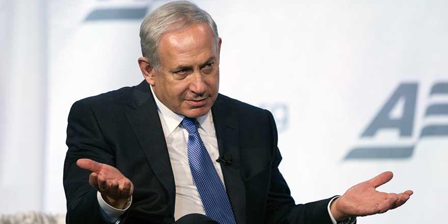Netenyahu'dan Ürdün'e sözlü saldırı