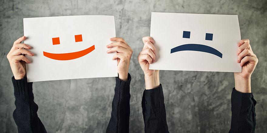 Dünyanın en mutlu ve en mutsuz ülkeleri raporu