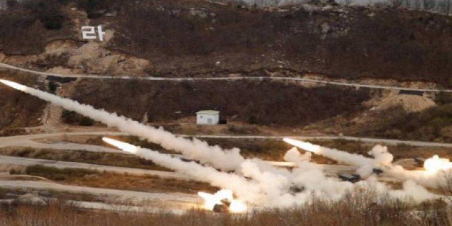 Kuzey Kore-Güney Kore sınırında çatışma