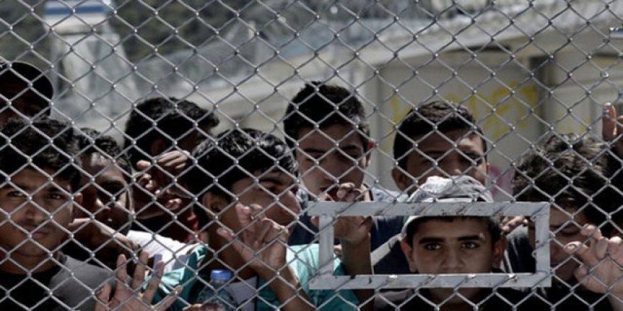 Yunanistan göçmenlerin geçişini engellemek için duvar inşasına devam ediyor