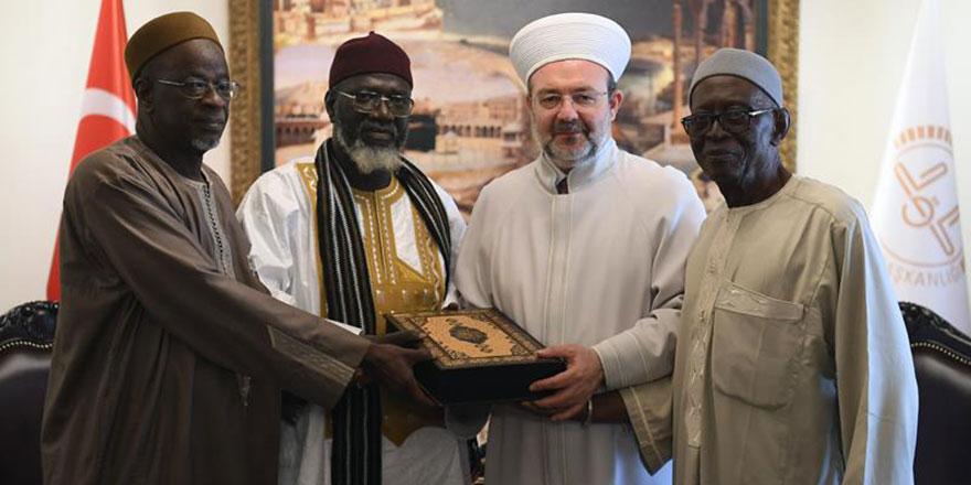 İslam'ın Afrika'da yayılışı başlı başına büyük bir mucizedir