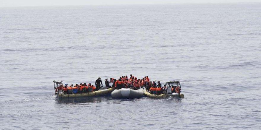Akdeniz'de göçmen kurtarma faaliyetlerine katılan STK'lara yönelik şüphe