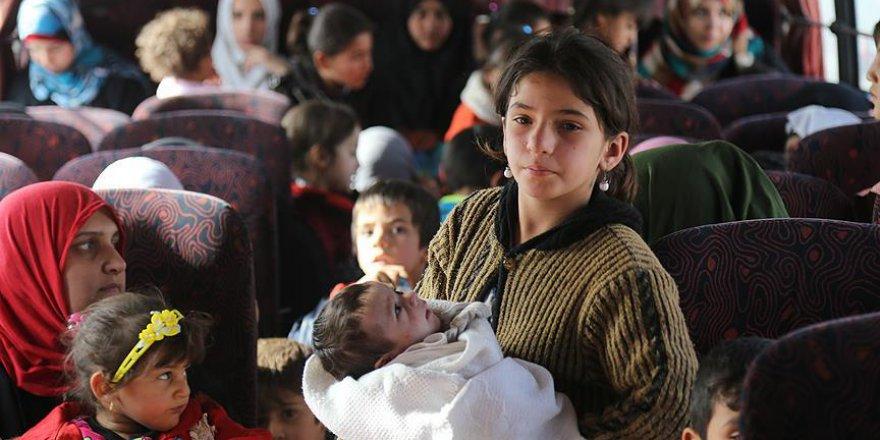 Musul'dan kaçan sivillerin sayısı 400 bine yükseldi