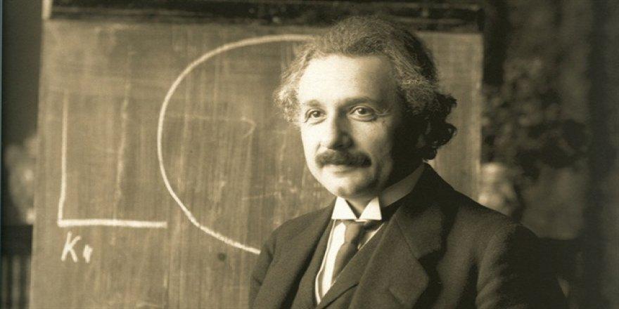 Albert Einstein'in teorisi kanıtlandı