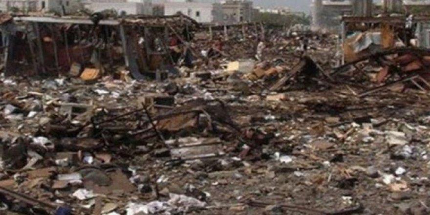 Husiler hastaneye saldırdı: 10 ölü!
