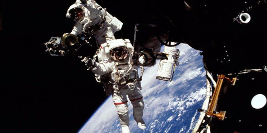 NASA: Kullanılan tulumlar sağlık sorunlarına yol açabilir