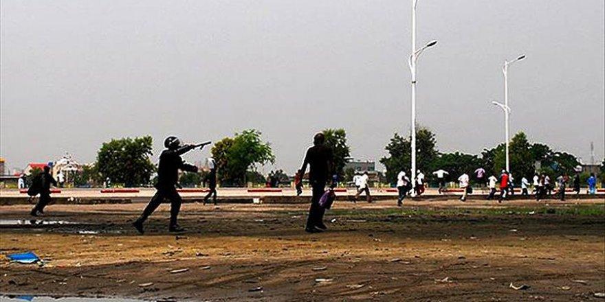 Kongo Demokratik Cumhuriyeti'nde çatışma: 20 ölü