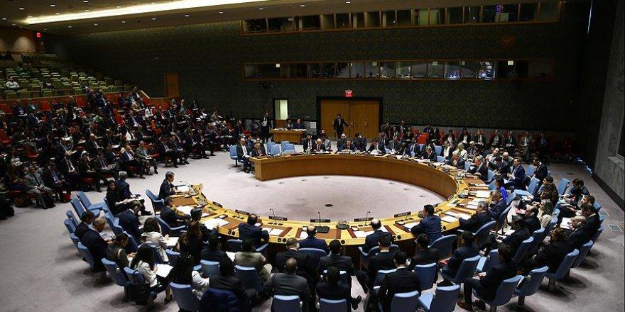 BM Güvenlik Konseyinde 'Kuzey Kore' toplantısı