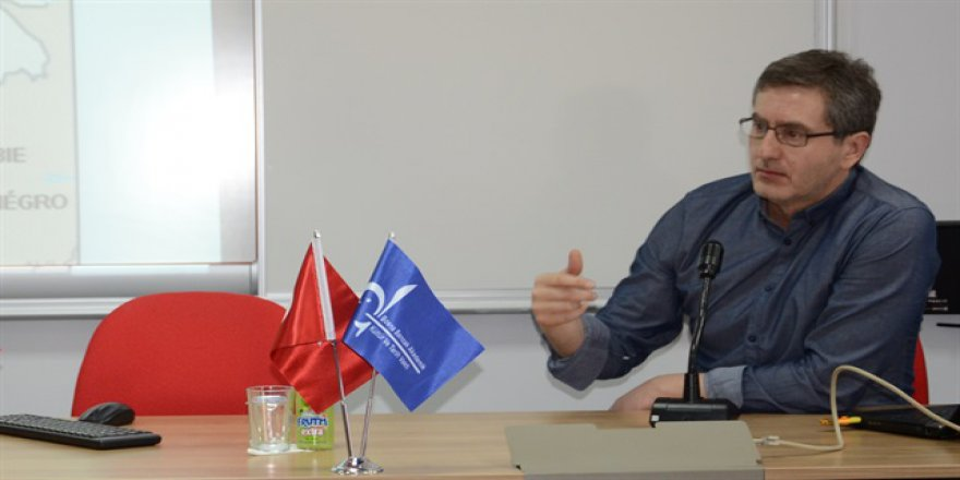 'BM Bayrağı Altında Soykırım' konferansı