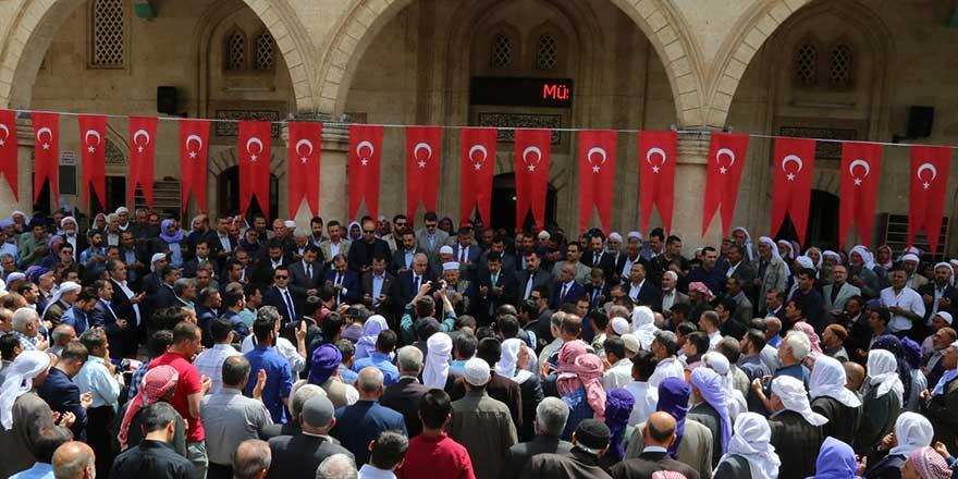 Sabır Günleri Türkçe, Kürtçe ve Arapça dua ile başladı