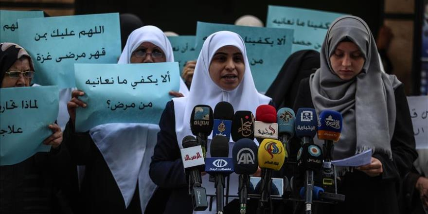 Gazzeli kadınlar: Elektrik kesintileri hastalarımızı tehdit ediyor