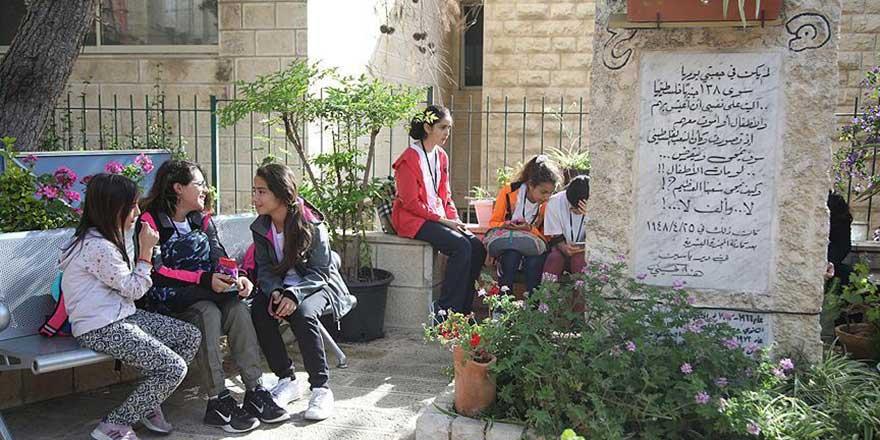 Türk öğrenciler Avrupa yerine Filistin'e gitti: Muhteşem muhabbet