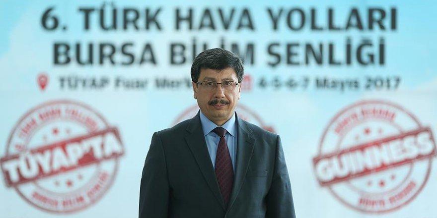 Dünyanın en büyük bilim şenliği Bursa'da düzenlenecek