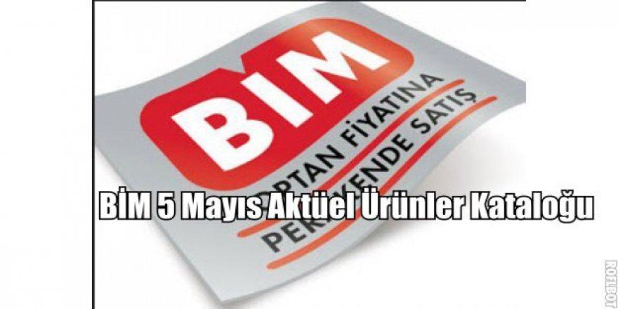 BİM İndirimli Ürünler Kataloğu- BİM Aktüel-Bim ucuzlukları (5 Mayıs)