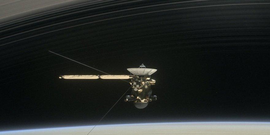 Cassini'nin görevi sona eriyor
