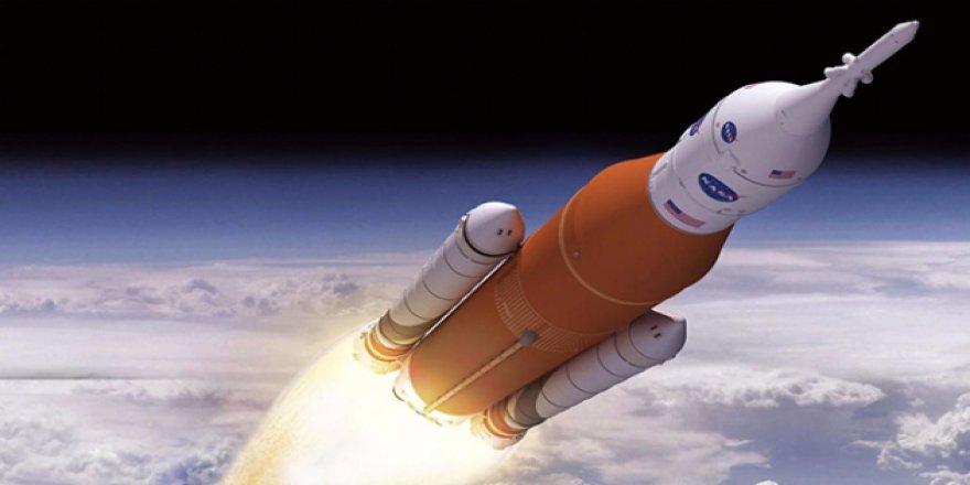 NASA'nın dev roketi 2019'da fırlatılacak
