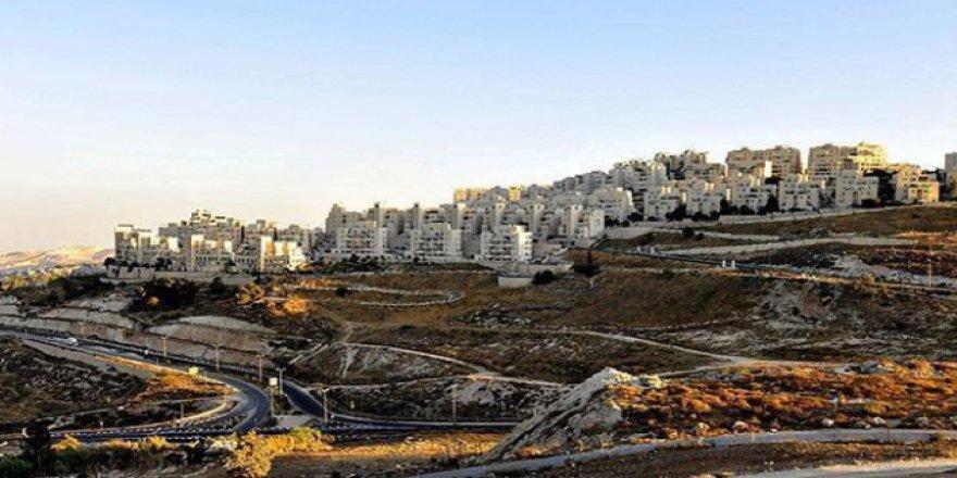 İsrail Doğu Kudüs'te 15 bin yeni konut inşa edecek