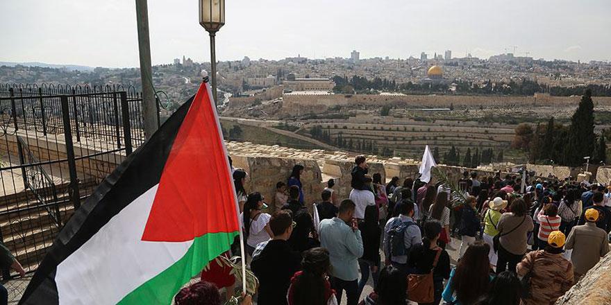 İsrail devletinin temellerini İngilizler attı