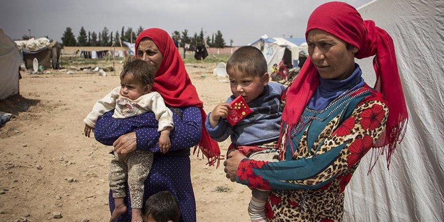 Suriyelilerin ezan tesellisi