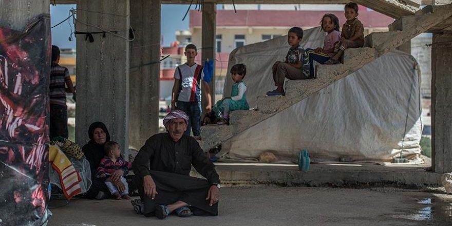 Tel Abyadlı Araplar evlerine dönmek istiyor