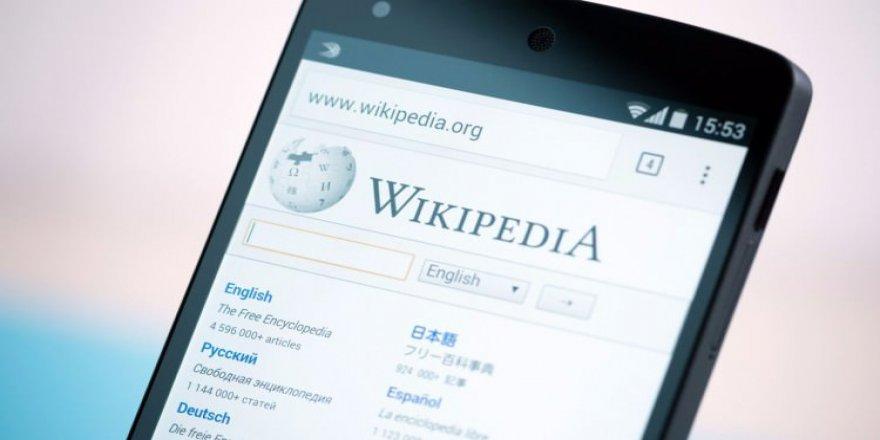Ulaştırma Bakanı Wikipedia engelinin arka planını anlattı