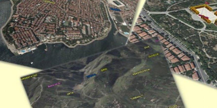 Milli 'Google Earth' kullanıma sunuldu