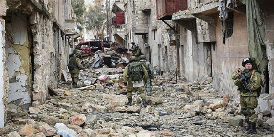 Rusya'ya Suriye şoku