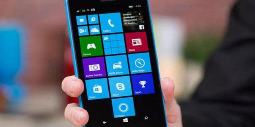 Microsoft artık o telefonu üretmeyecek
