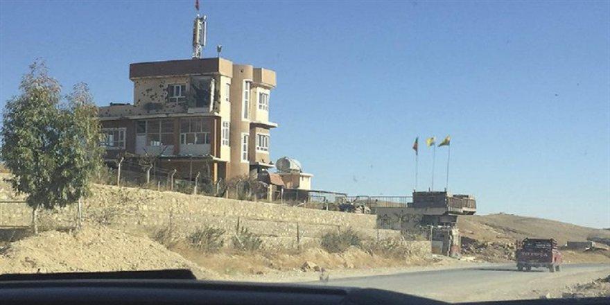 PKK'dan Sincar'da 'bayrak' taktiği