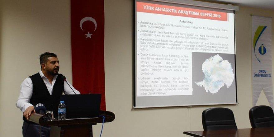 Türk Bilim İnsanları Antarktika'da üs kuracak
