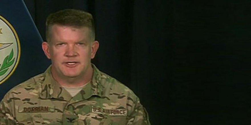 ABD'li komutandan PKK itirafı!