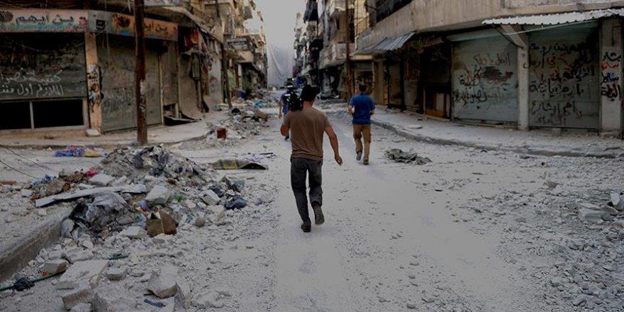 Halep'te Şebbihalar terör estiriyor