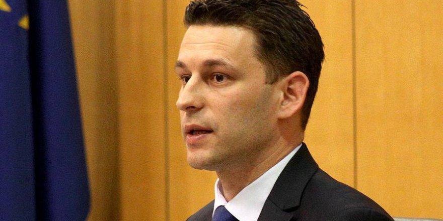 Hırvatistan'da Meclis Başkanı istifa etti