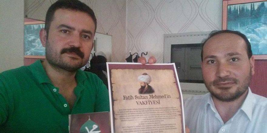 Fatih Sultan Mehmet Han Ayasofya ile birlikte anıldı