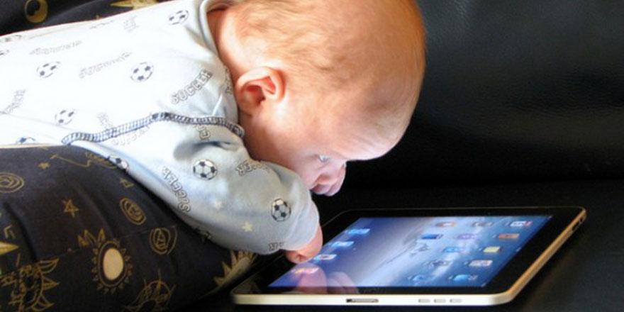Dünya Sağlık Örgütü'nden anne-babalara ekran uyarısı