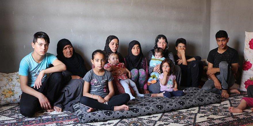 PYD mağduru Suriyeliler evlerine dönmek istiyor