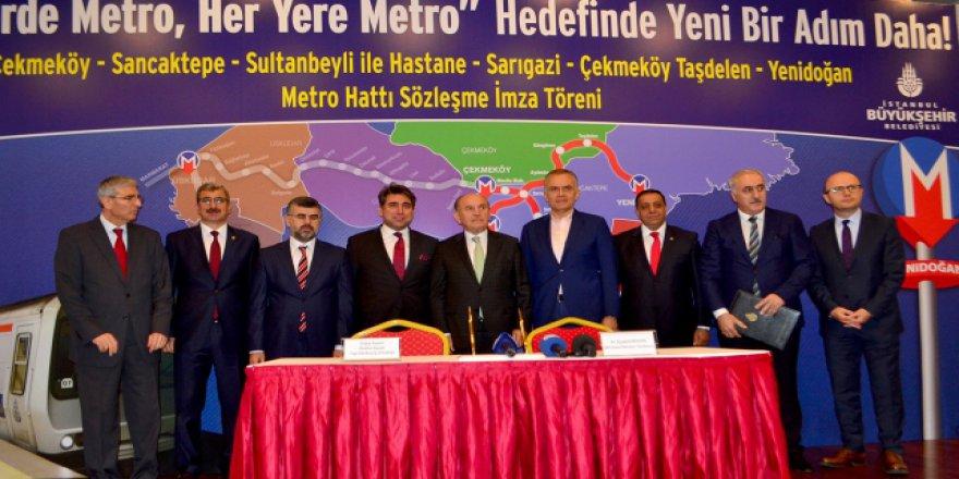 Yeni metro hatlarıyla İstanbul'un ulaşımı rahatlayacak
