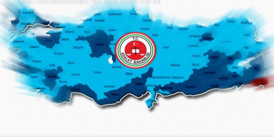 İşte Türkiye'nin 'Suç Atlası'