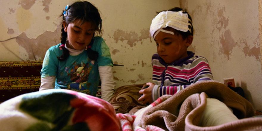 Suriyeli yetimler: Annem ve babam cennette bizi bekliyor